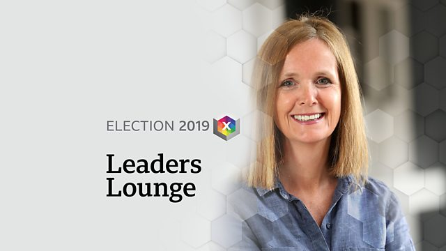 The Leaders Lounge podcast