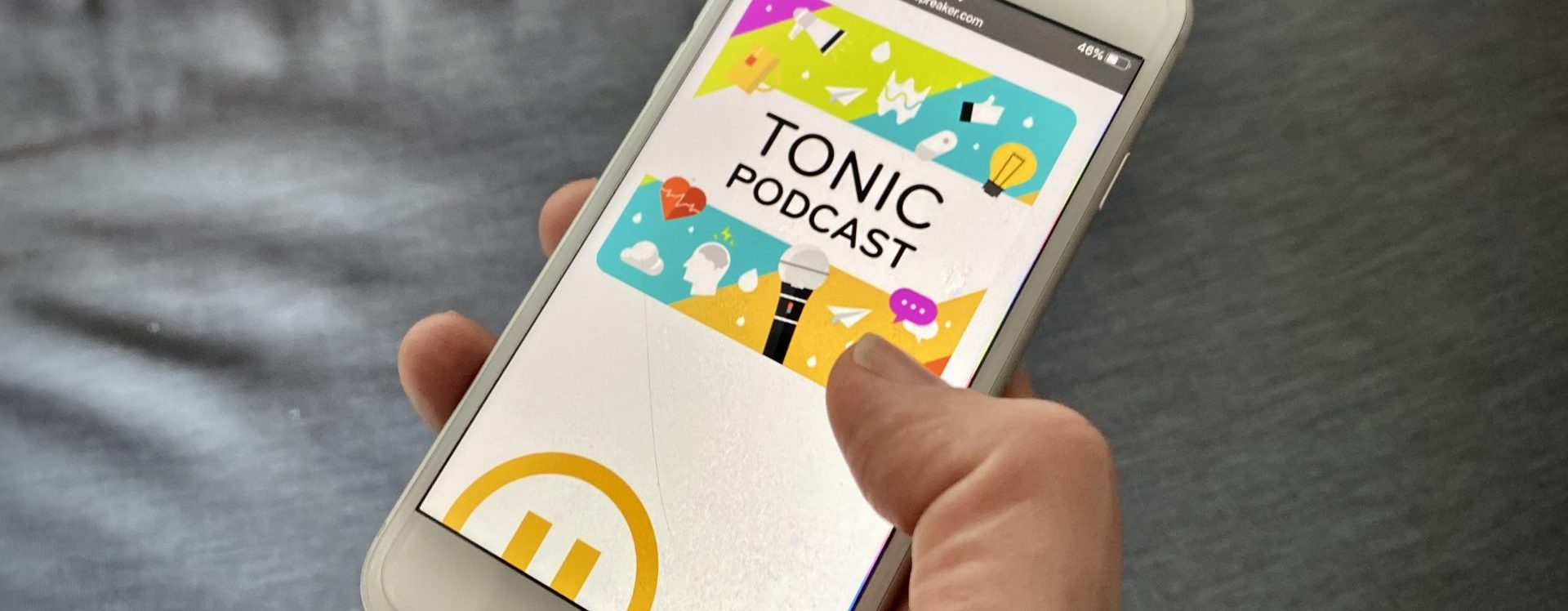 Tonic podcast